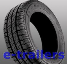 195x50x13 C COMPASS CT7000 TRAILER TYRE 8 PLY HEAVY DUTY -IFOR WILLIAMS 900KG